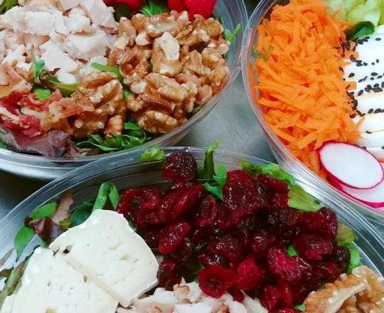 Croque - Bol (Salades Repas)